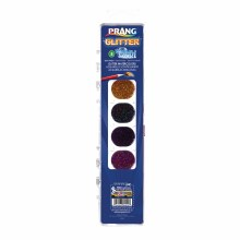 Glitter & Metallic Washable Watercolor Sets, 8-Color Glitter Set