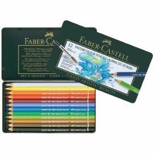 Albrecht Durer Watercolor Pencil Sets, 12-Pencil Tin Set