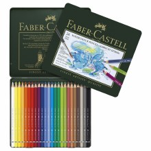 Albrecht Durer Watercolor Pencil Sets, 24-Pencil Tin Set