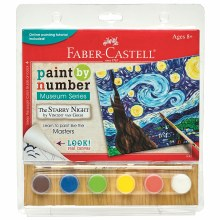 Paint By Numbers Museum Series - Starry Night
