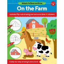 Watch Me Read and Draw Books, On the Farm