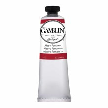 Gamblin Oil Colors, 37ml, Alizarin Permanent