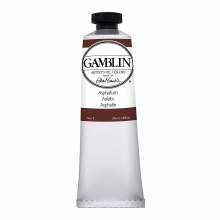 Gamblin Oil Colors, 37ml, Asphaltum
