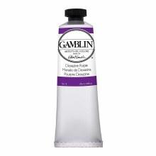 Gamblin Oil Colors, 37ml, Dioxazine Purple