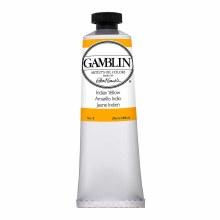 Gamblin Oil Colors, 37ml, Indian Yellow