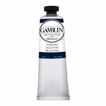 Gamblin Oil Colors, 37ml, Prussian Blue