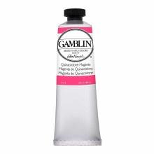 Gamblin Oil Colors, 37ml, Quinacridone Magenta