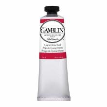 Gamblin Oil Colors, 37ml, Quinacridone Red