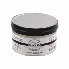 Etching Inks, Portland Cool Black - 1 lb. - Can