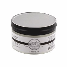 Etching Inks, Carbon Black - 1 lb. - Can
