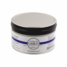 Etching Inks, Ultramarine Blue - 1 lb. - Can