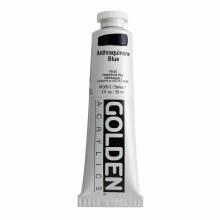 Golden Heavy Body Acrylics, 2 oz, Anthraquinone Blue