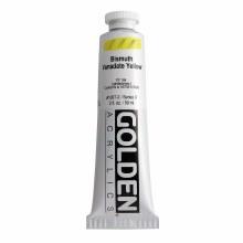 Golden Heavy Body Acrylics, 2 oz, Bismuth Vanadate Yellow