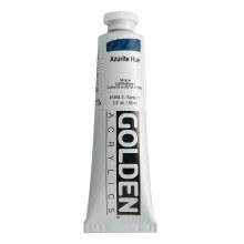 Golden Heavy Body Acrylics, 2 oz, Azurite Hue