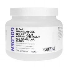 Clear Granular Gel, Quart