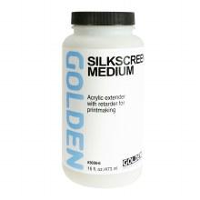 Silkscreen Medium, Pint