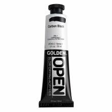 Golden OPEN Acrylics, 2 oz, Carbon Black