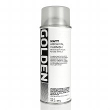Archival Varnish Spray, Matte - 10 oz. Spray Can