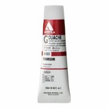 Acryla Gouache, 20ml Tubes, Crimson (Primary Red)