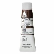 Acryla Gouache, 20ml Tubes, Burnt Umber