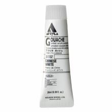 Acryla Gouache, 20ml Tubes, Chinese White