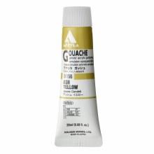 Acryla Gouache, 20ml Tubes, Ash Yellow