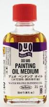 DUO Aqua Oil Painting Medium, 55ml Bottle