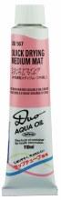 DUO Aqua Oil Quick Drying Pastes, Mat Paste - 110ml