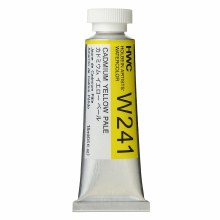 Artists Watercolor, 15ml, Cadmium Yellow Pale