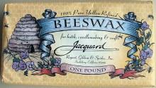 Yellow Beeswax, 1 lb.