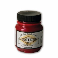 Lumiere Acrylic Colors, Crimson