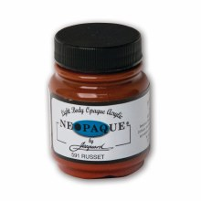 Neopaque Acrylic Colors, Russet