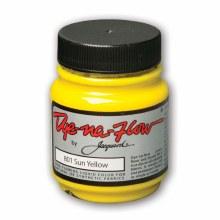 Dye-Na-Flow Colors, Sun Yellow - 2-1/4 oz Jar
