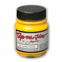 Dye-Na-Flow Colors, Golden Yellow - 2-1/4 oz Jar