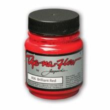 Dye-Na-Flow Colors, Brilliant Red - 2-1/4 oz Jar