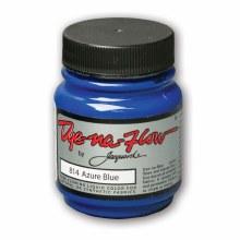 Dye-Na-Flow Colors, Azure Blue - 2 oz. Jar