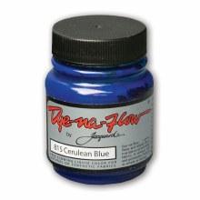 Dye-Na-Flow Colors, Cerulean Blue - 2-1/4 oz Jar
