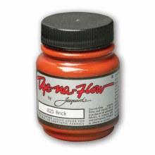 Dye-Na-Flow Colors, Brick - 2-1/4 oz Jar