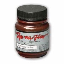 Dye-Na-Flow Colors, Burnt Umber - 2-1/4 oz Jar