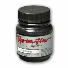 Dye-Na-Flow Colors, Pewter - 2-1/4 oz Jar
