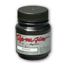 Dye-Na-Flow Colors, Black - 2-1/4 oz Jar
