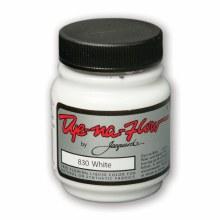 Dye-Na-Flow Colors, White - 2-1/4 oz Jar