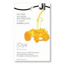iDye Fabric Dye, 100% Natural Fabric iDye, Pumpkin