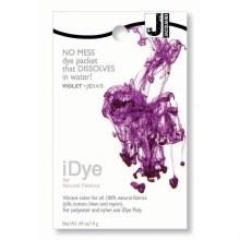 iDye Fabric Dye, 100% Natural Fabric iDye, Violet