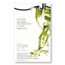iDye Fabric Dye, 100% Natural Fabric iDye, Olive