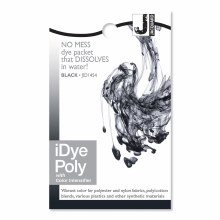 iDye Poly, Black