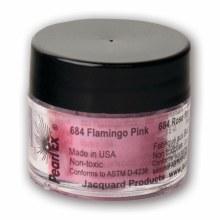 Pearl Ex Mica Pigments, 3g Jars, Flamingo Pink