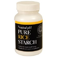 Neutral pH Pure Rice Starch