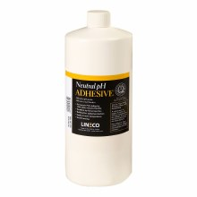 White Neutral pH Adhesive, Quart