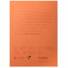 Yupo Medium Pads, 5 in. x 7 in. - 10 Shts./Pad